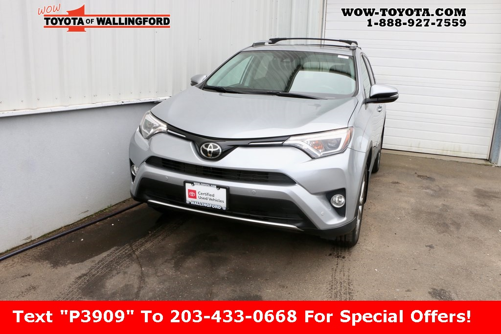 Certified Pre-Owned 2016 Toyota RAV4 LTD