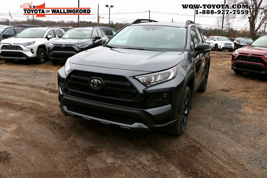New 2020 Toyota RAV4 TRD Off Road