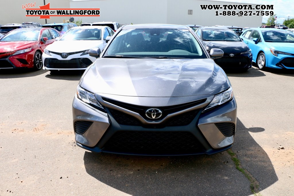 End of Year Mark Down on the New 2019 Toyota Camry SE FWD 4D Sedan