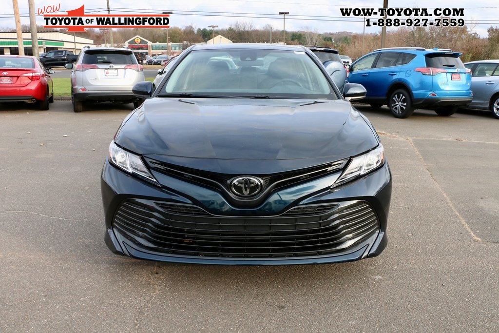 Black Friday Mark Down on 2020 Toyota Camry LE