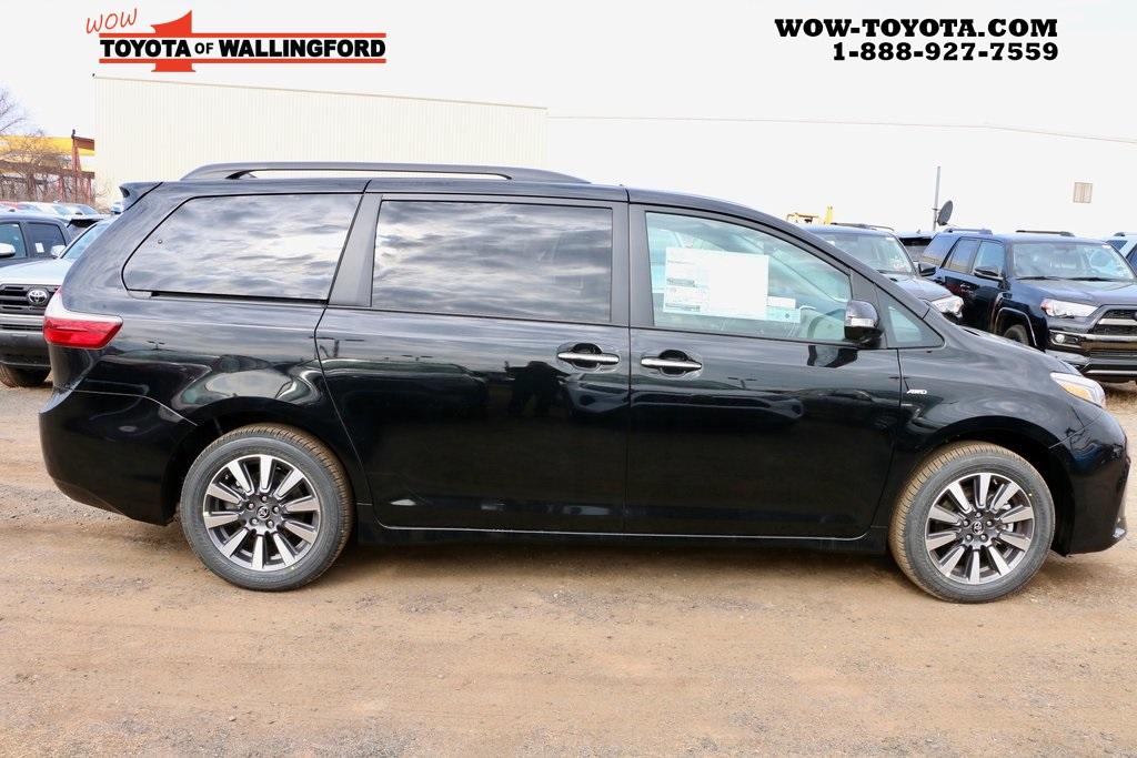 Save Up To $6,099 on 2019 Toyota Sienna Models