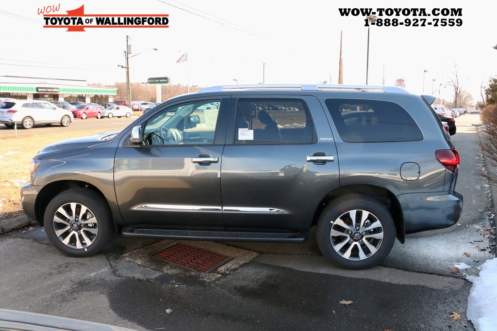 Save Up To $9,299 on 2019 Toyota Sequoia Models