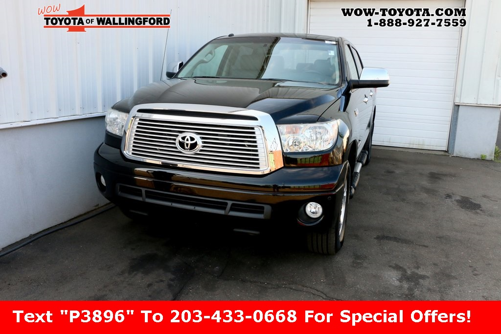 Pre-Owned 2013 Toyota Tundra Limited