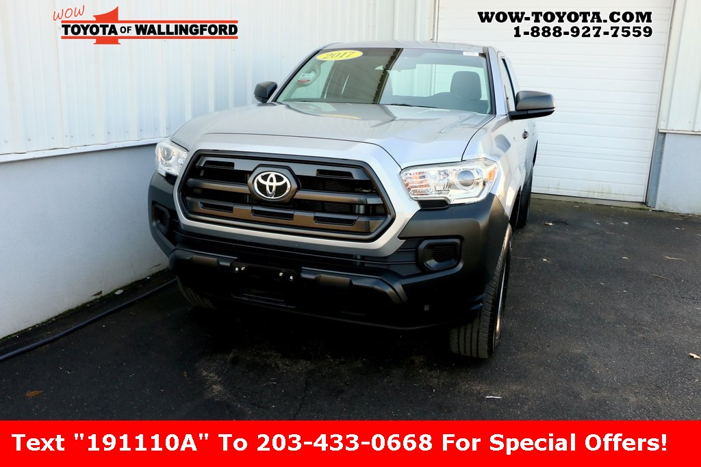Certified Pre-Owned 2017 Toyota Tacoma STD