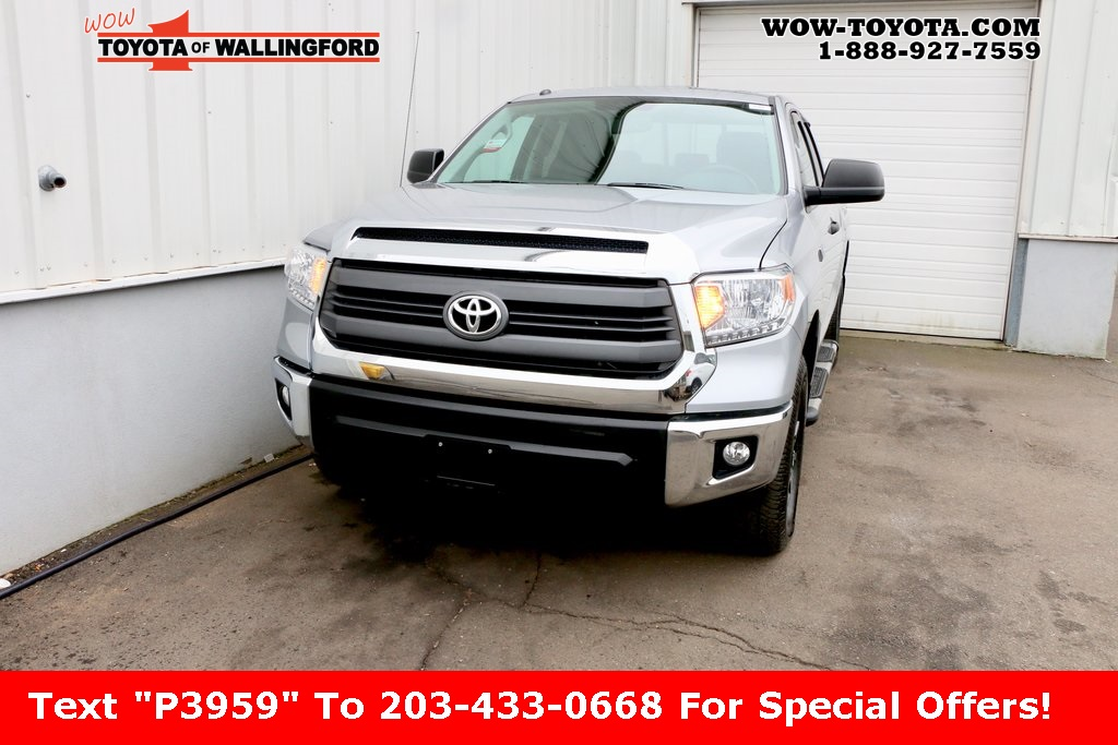 Certified Pre-Owned 2014 Toyota Tundra DLX