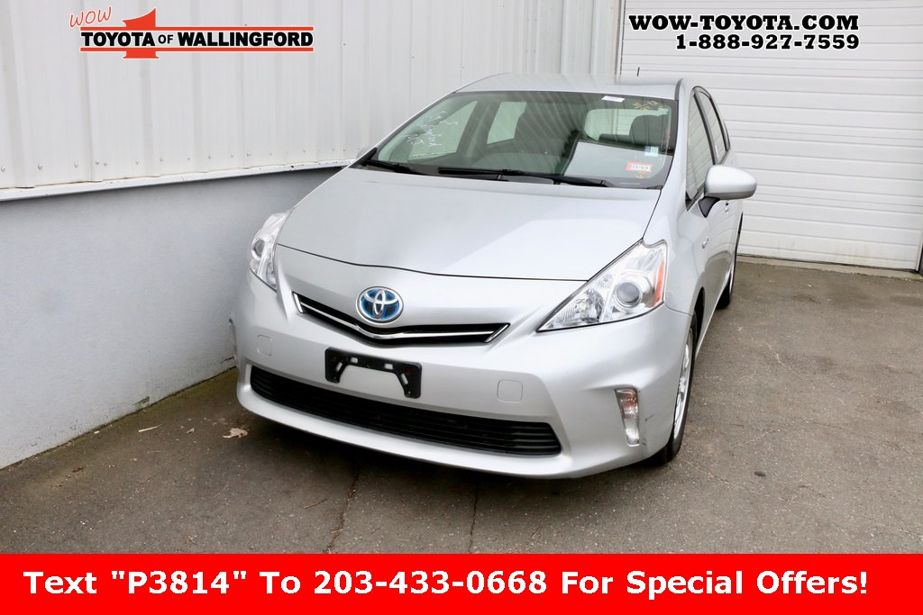 Certified Pre-Owned 2014 Toyota Prius V STD