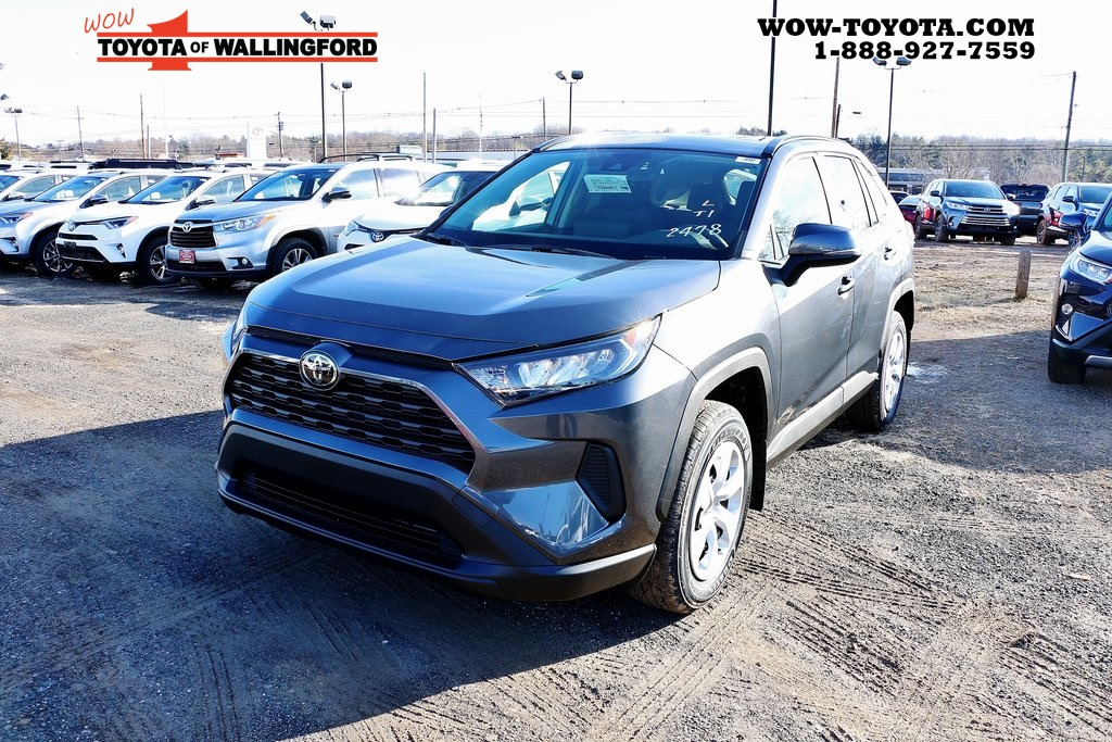 Lease a 2019 Toyota RAV4 LE AWD with $0 Money Down
