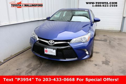 Certified Pre-Owned 2016 Toyota Camry SE