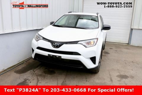 Certified Pre-Owned 2017 Toyota RAV4 BSE